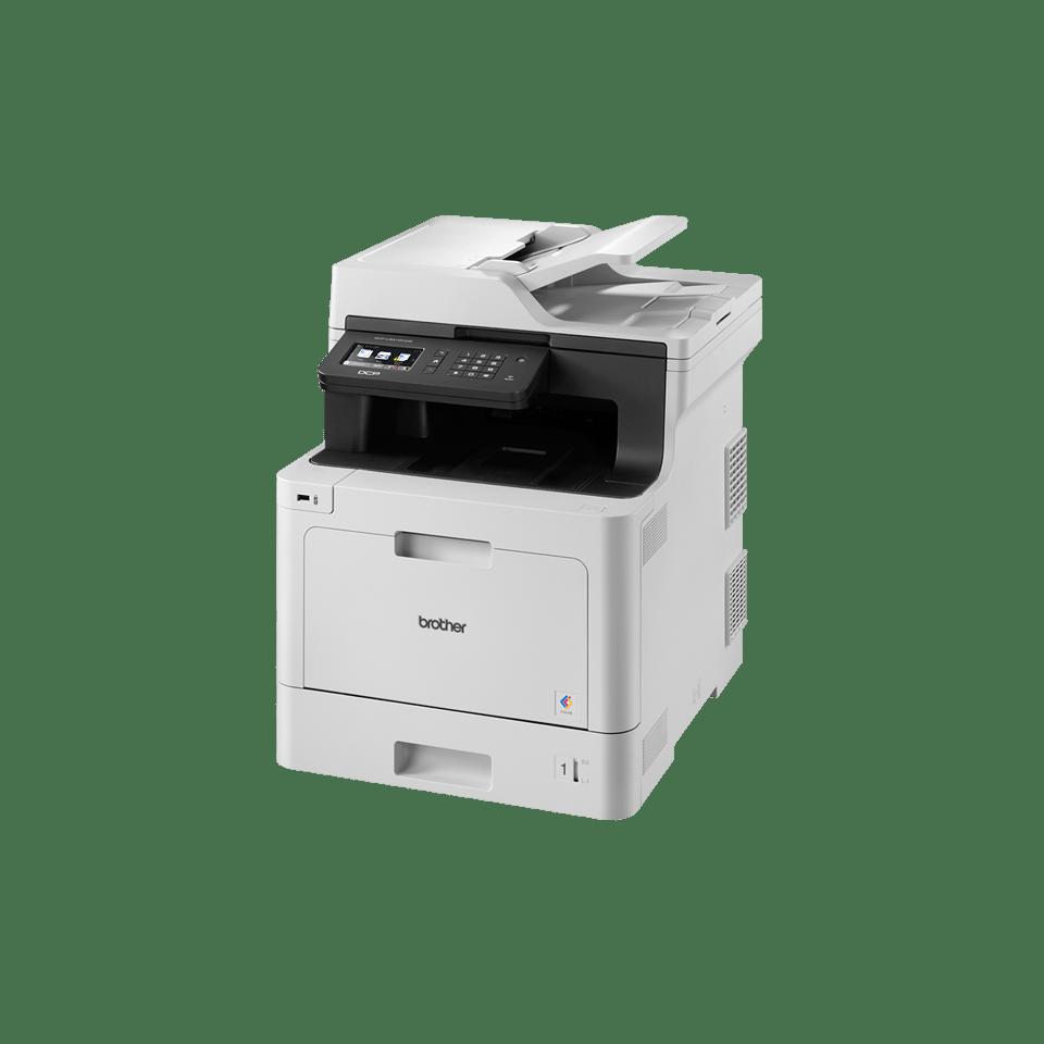 Brother DCPL8410CDW multifunksjon farge laserskriver 2