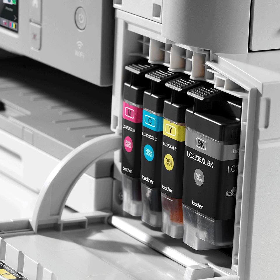 Brother DCPJ1100DW trådløs multifunksjon farge blekkskriver -  All in Box 8