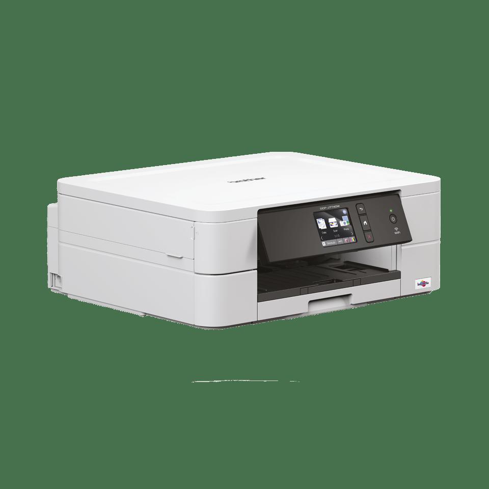 DCP-J774DW Trådløs multifunksjon blekkskriver 2
