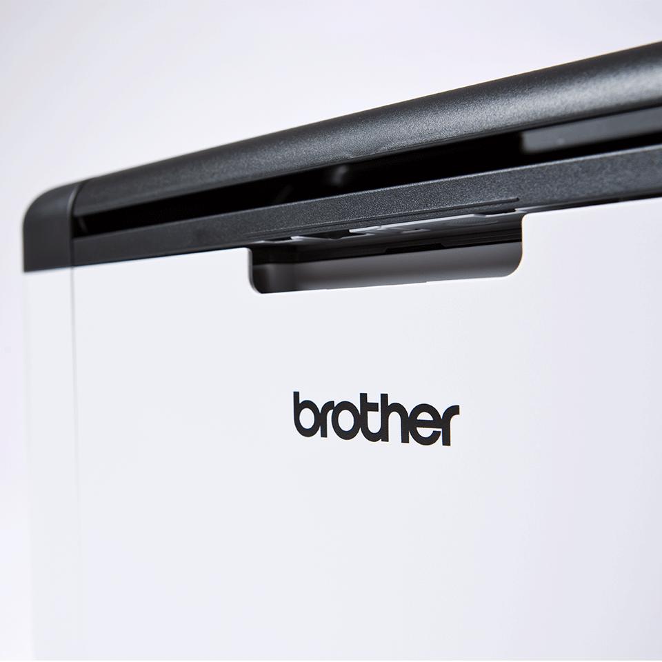 Brother HL1210WVB trådløs sort-hvitt laserskriver -  All in Box 5