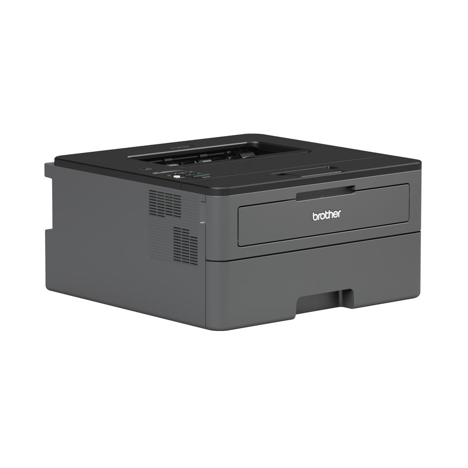 Brother HLL2370DN kompakt sort-hvitt laserskriver med kablet nettverk 3