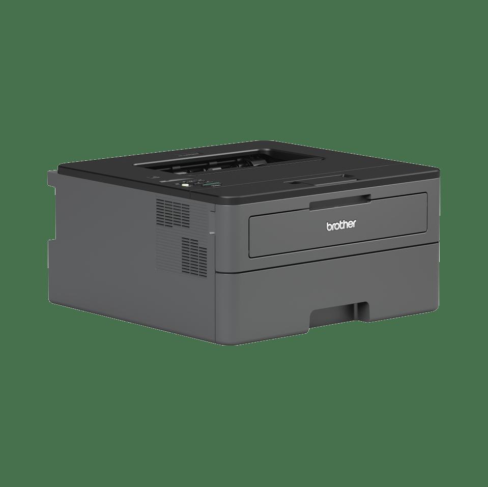 Brother HLL2375DW kompakt sort-hvitt laserskriver med kablet og trådløst nettverk og tosidig utskrift 3