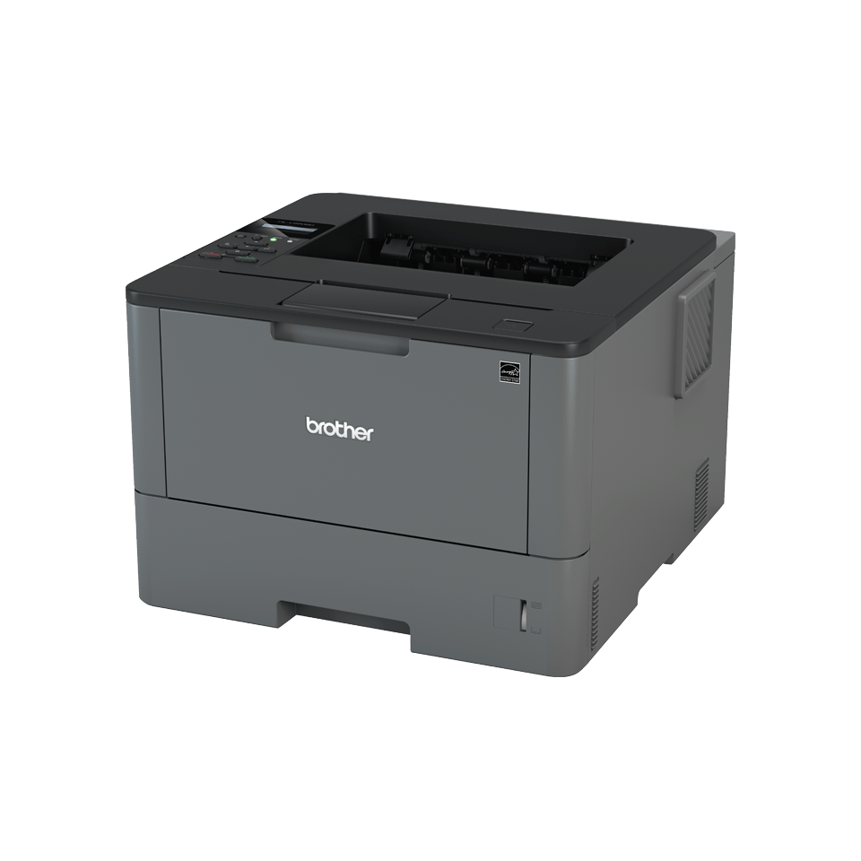 Brother HLL5000D sort-hvitt laserskriver 2