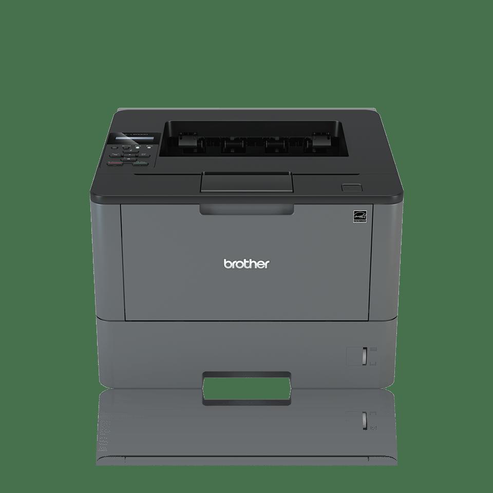 Brother HLL5000D sort-hvitt laserskriver