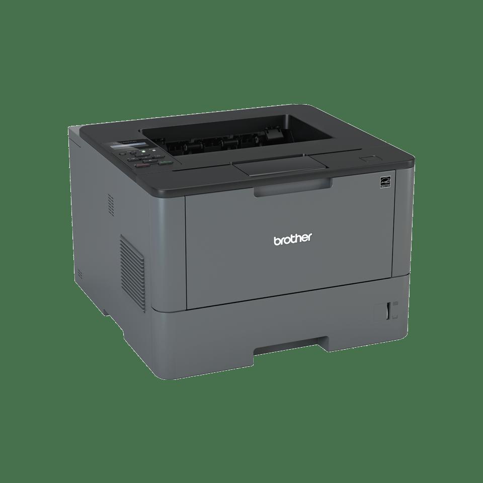 Brother HLL5000D sort-hvitt laserskriver 3