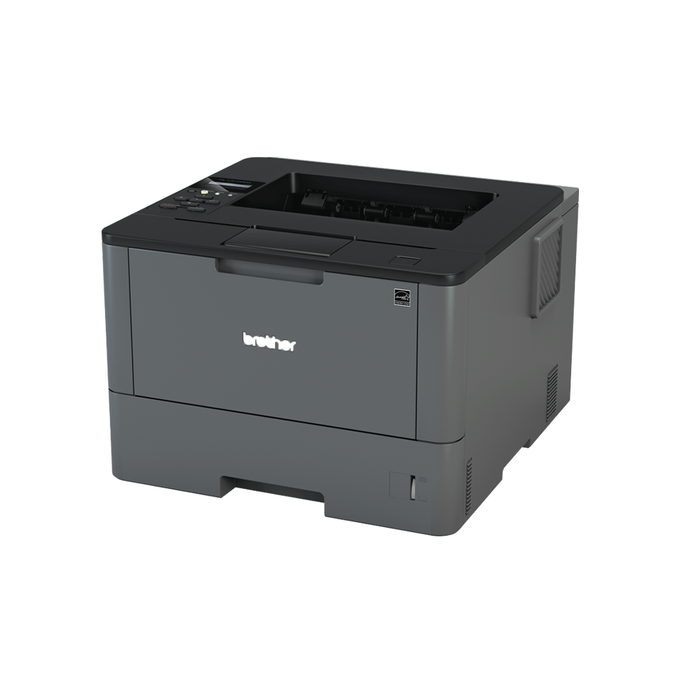 Brother HLL5100DN sort-hvitt laserskriver 2