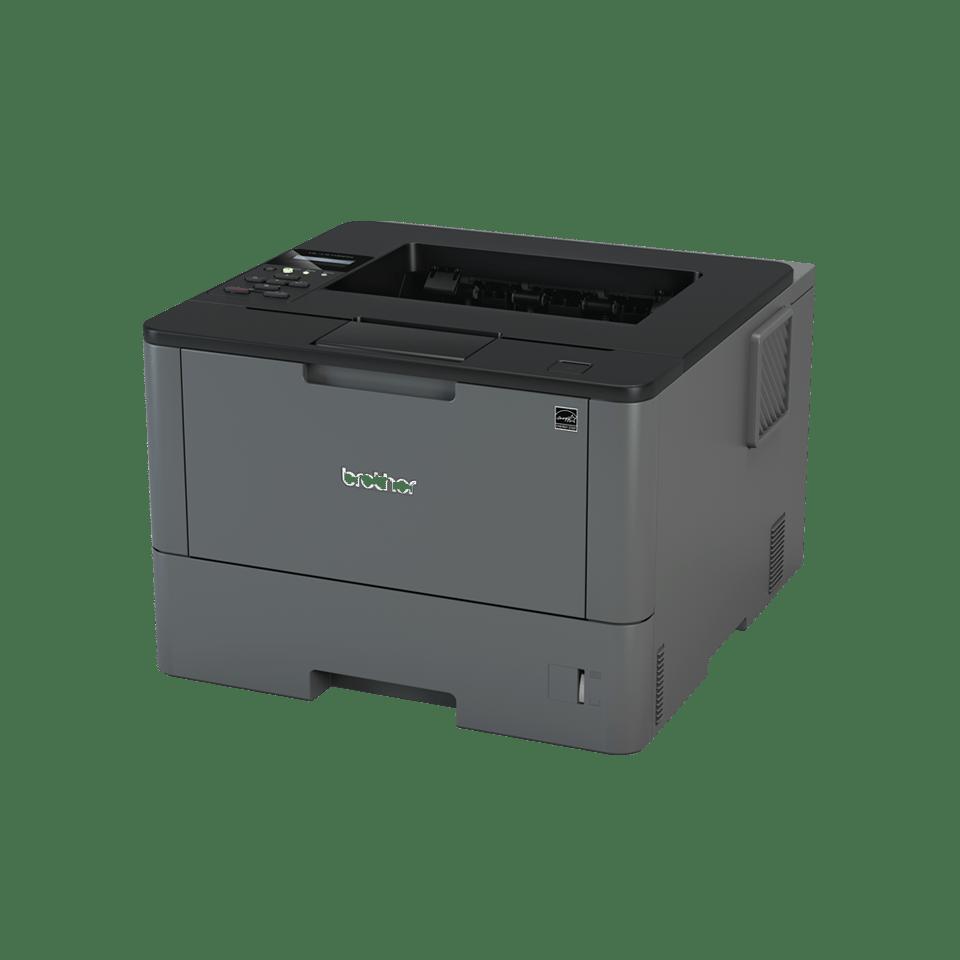 Brother HLL5100DN sort-hvitt laserskriver