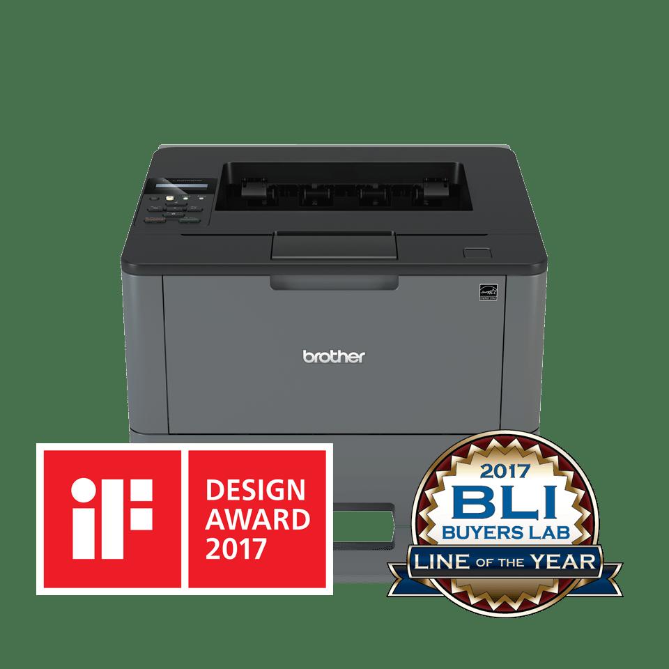 Brother HLL5200DW sort-hvitt laserskriver