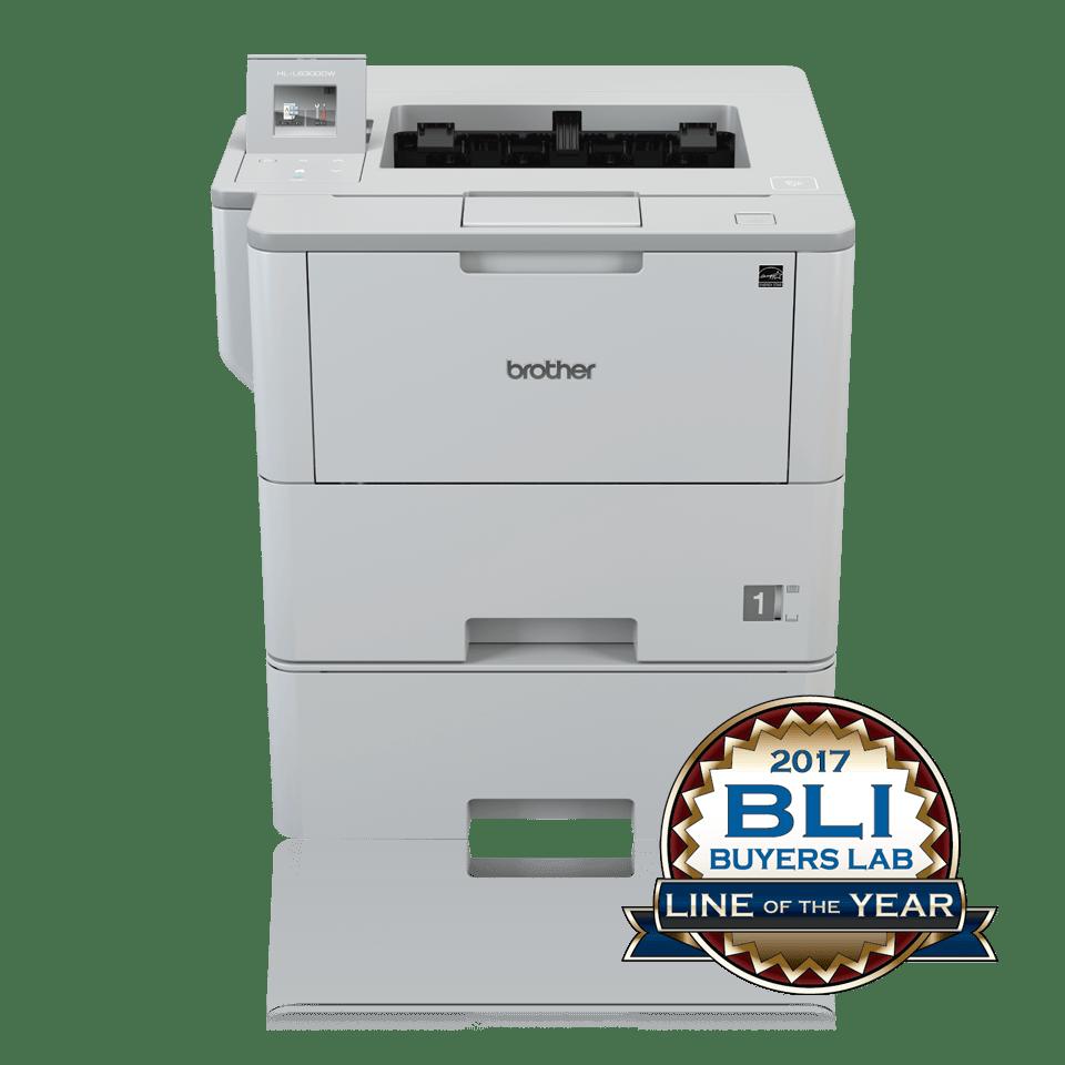 Brother HLL6300DWT sort-hvitt laserskriver 2