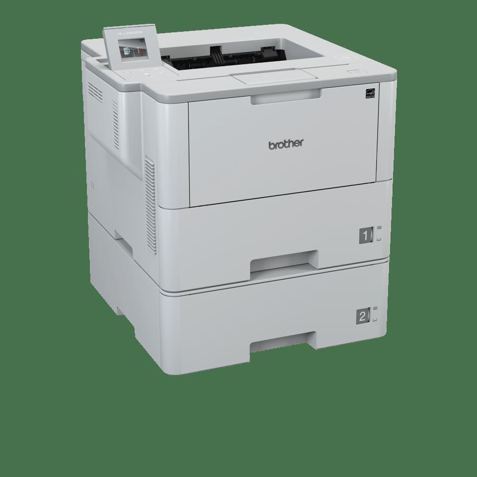 Brother HLL6300DWT sort-hvitt laserskriver 3