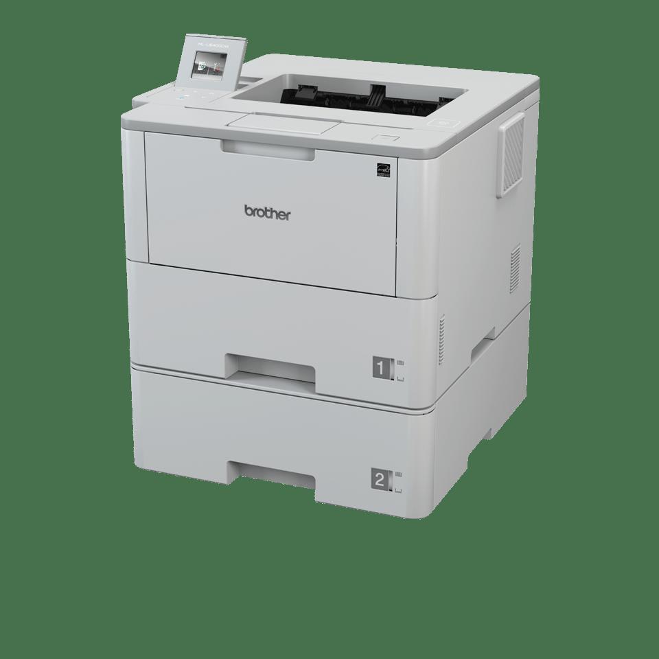 Brother HLL6400DWT sort-hvitt laserskriver
