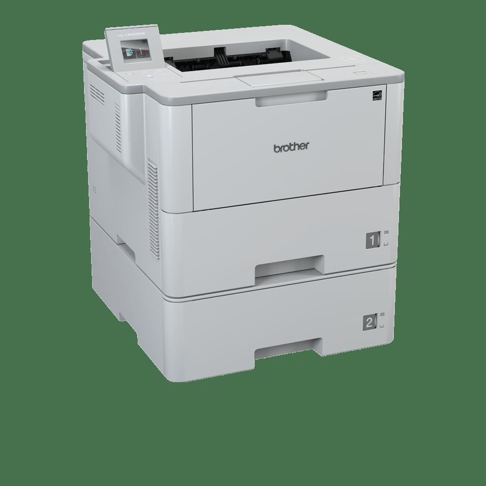 Brother HLL6400DWT sort-hvitt laserskriver 3