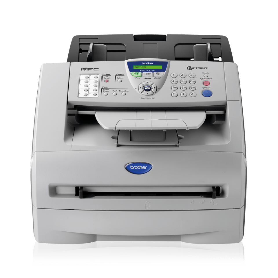 MFC7225N multifunksjon sort-hvitt laserskriver 2