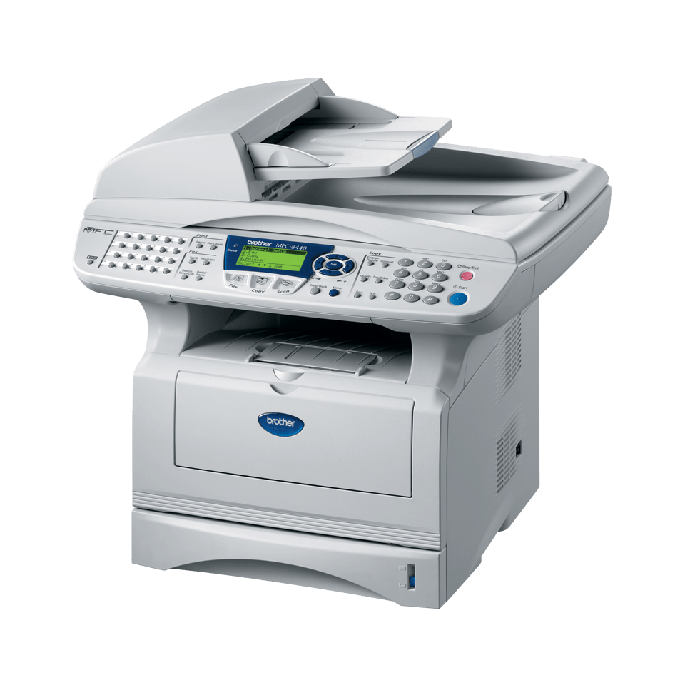 Brother MFC8440 multifunksjon sort-hvitt laserskriver