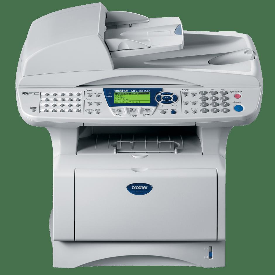 Brother MFC8840DN multifunksjon sort-hvitt laserskriver
