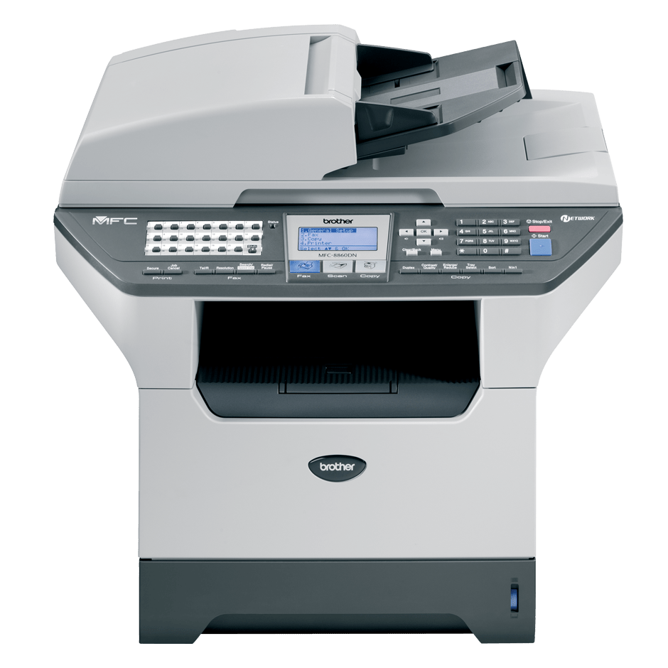 MFC-8860DN 0