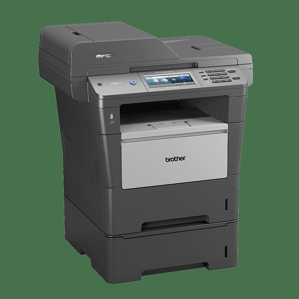 MFC8950DWT multifunksjon laserskriver 3