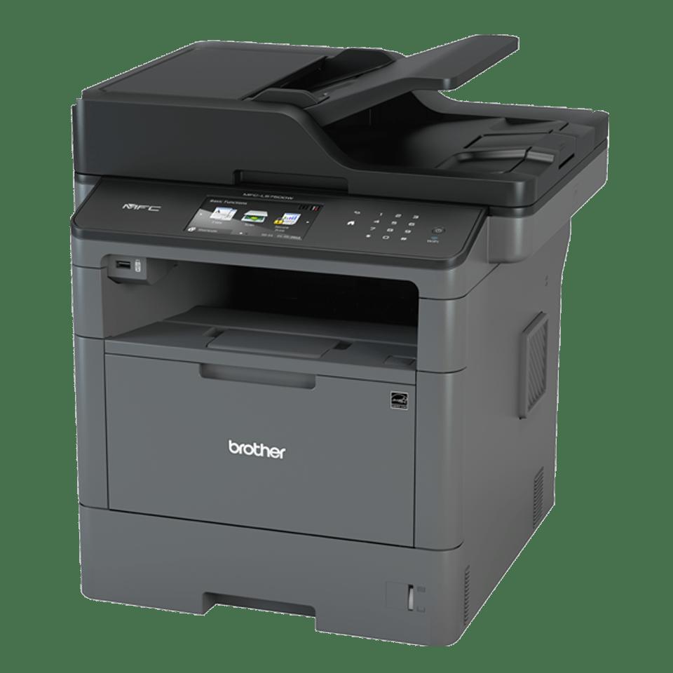 Brother MFCL5700DN multifunksjon sort-hvitt laserskriver