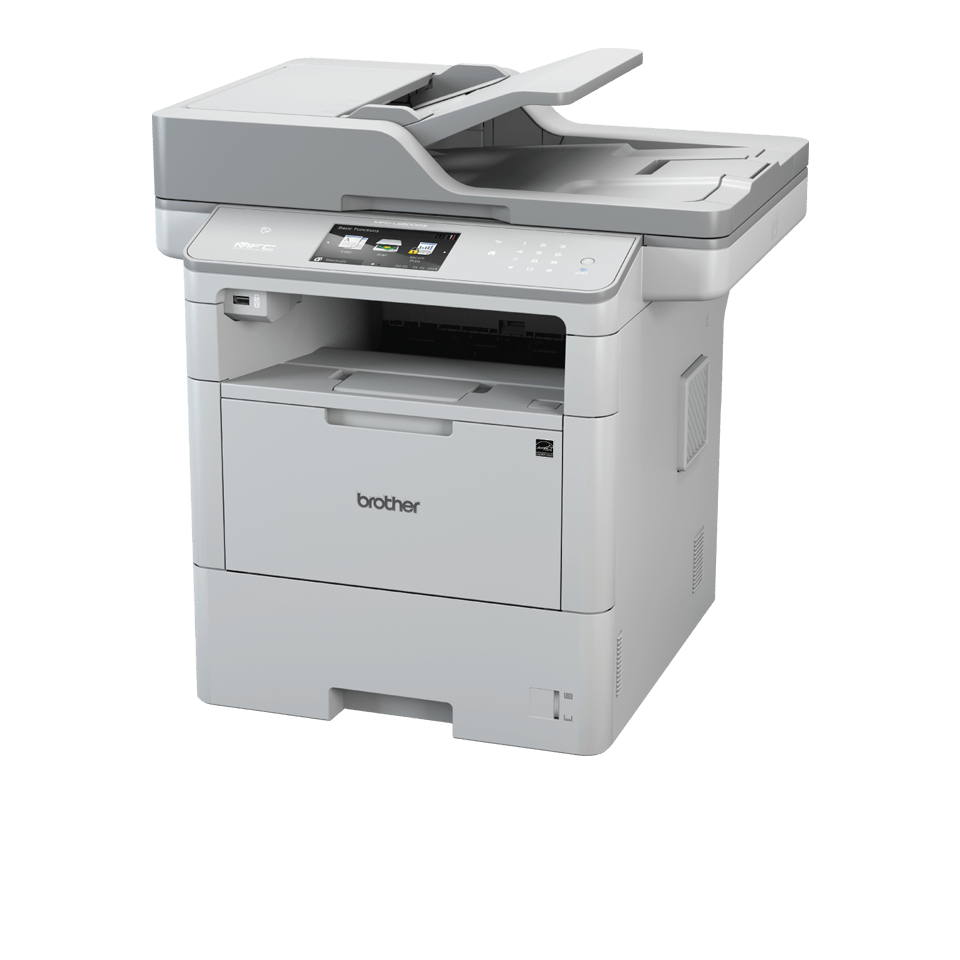 Brother MFCL6800DW multifunksjon sort-hvitt laserskriver