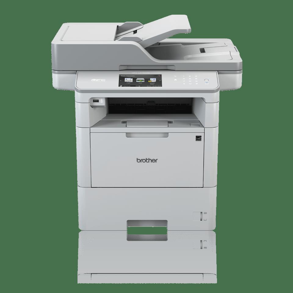 Brother MFCL6900DW multifunksjon sort-hvitt laserskriver