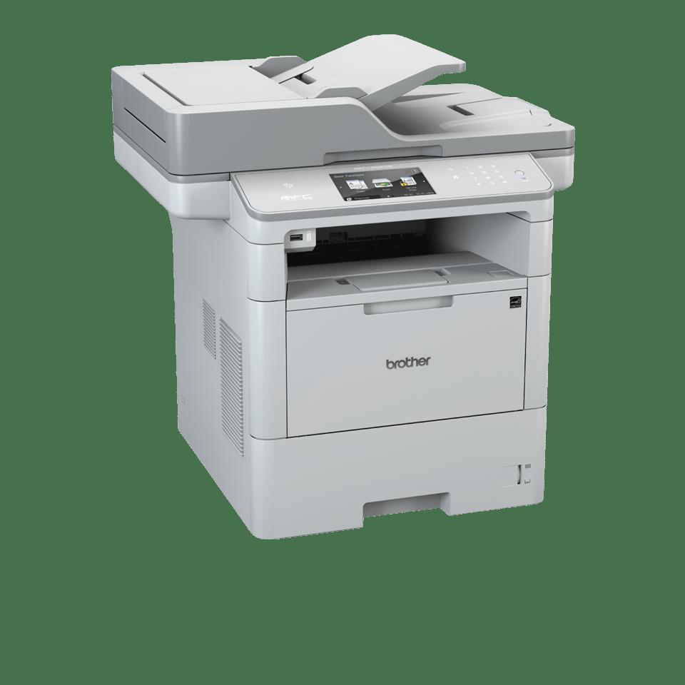 Brother MFCL6900DW multifunksjon sort-hvitt laserskriver 2