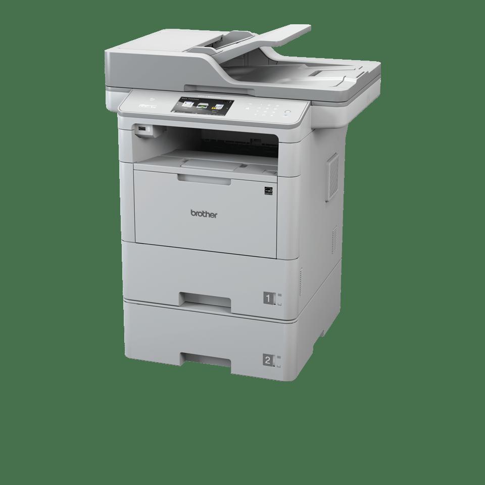 Brother MFCL6900DWT multifunksjon sort-hvitt laserskriver