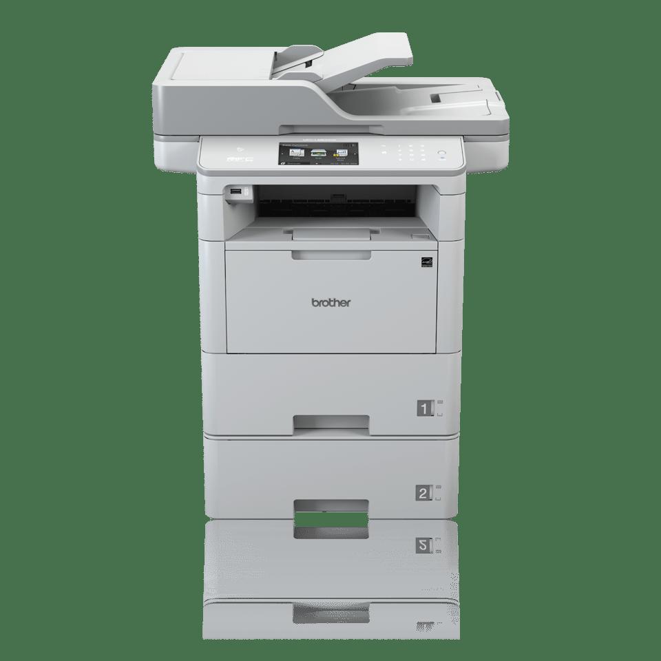 Brother MFCL6900DWT multifunksjon sort-hvitt laserskriver 2