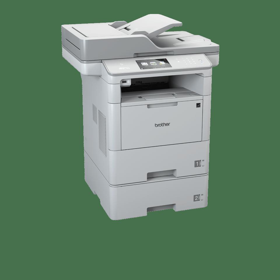 Brother MFCL6900DWT multifunksjon sort-hvitt laserskriver 3