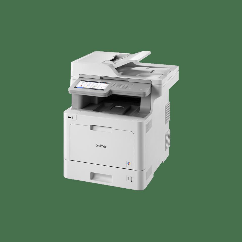 Brother MFCL9570CDW profesjonell multifunksjon farge laserskriver med allsidig papirhåndtering 2