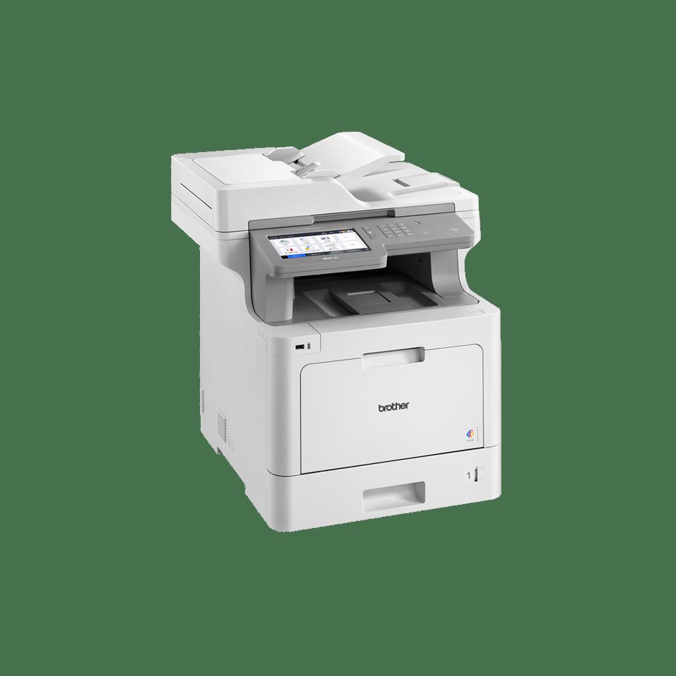 Brother MFCL9570CDW profesjonell multifunksjon farge laserskriver med allsidig papirhåndtering 3