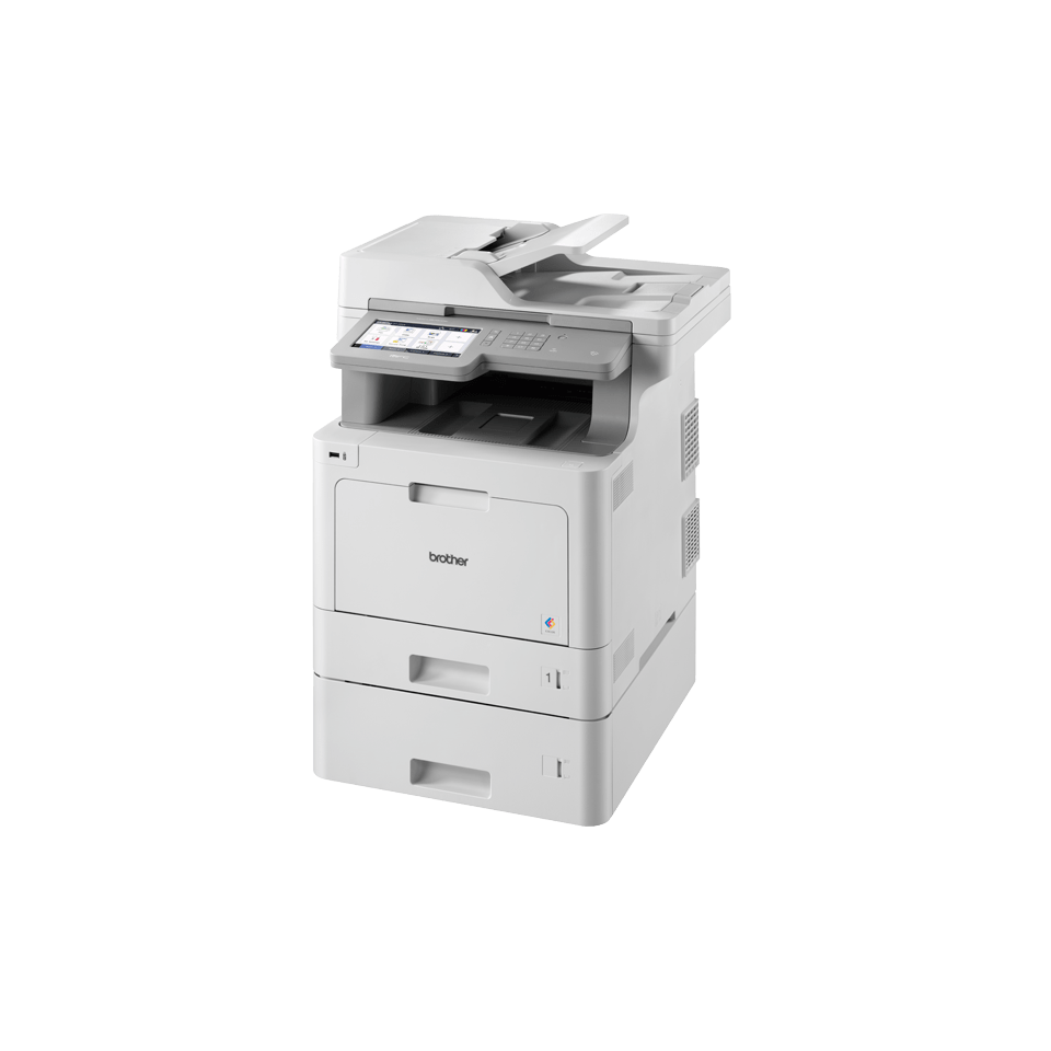 Brother MFCL9570CDWT profesjonell multifunksjon farge laserskriver med stor papirkapasitet