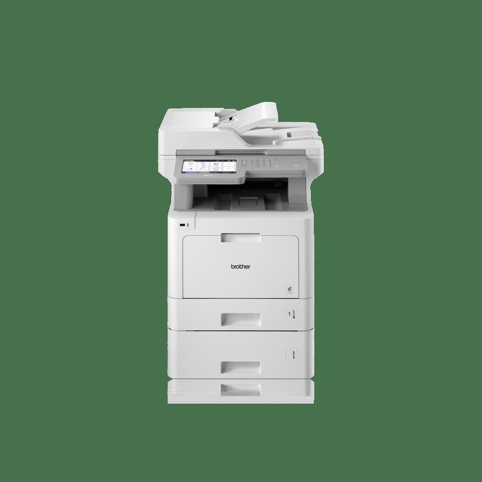 Brother MFCL9570CDWT profesjonell multifunksjon farge laserskriver med stor papirkapasitet 2