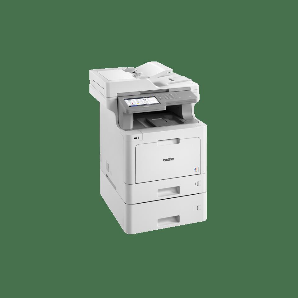 Brother MFCL9570CDWT profesjonell multifunksjon farge laserskriver med stor papirkapasitet 3