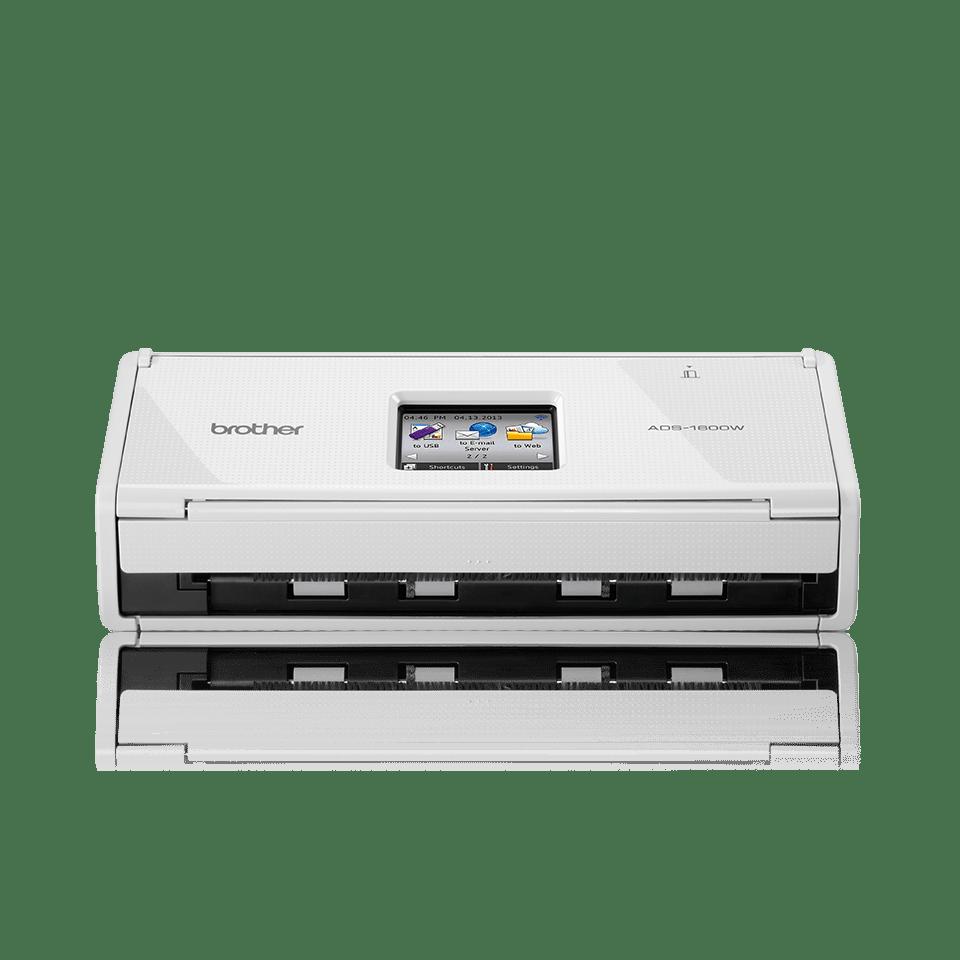 ADS1600W kompakt trådløs dokument skanner 3