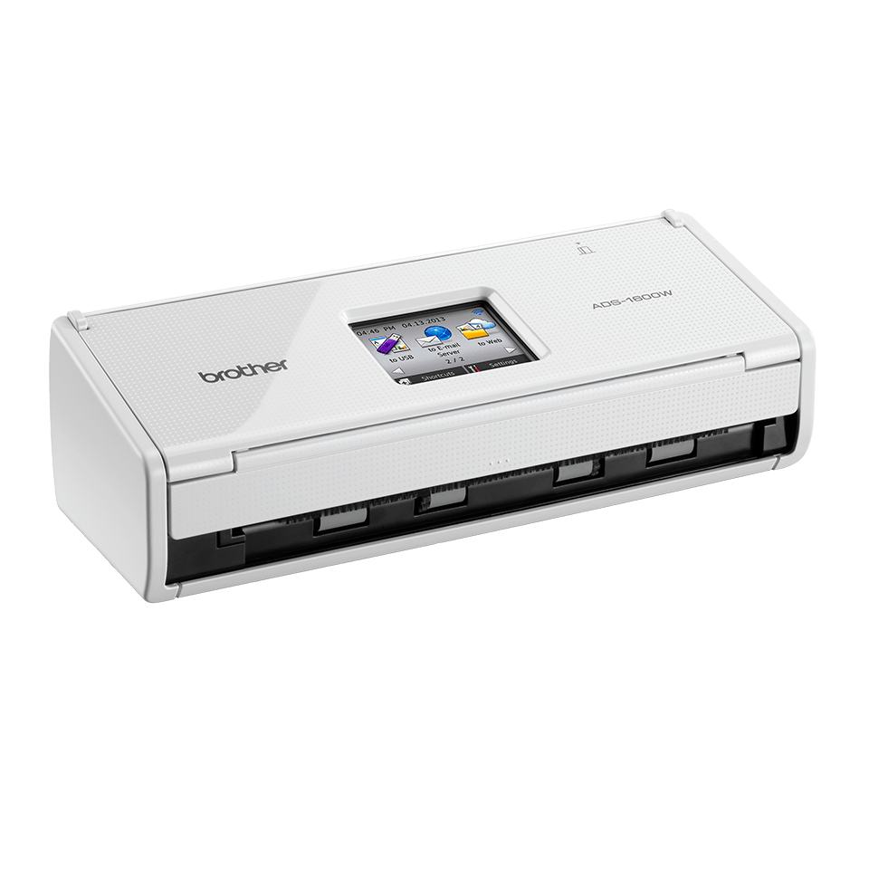 ADS1600W kompakt trådløs dokument skanner 2