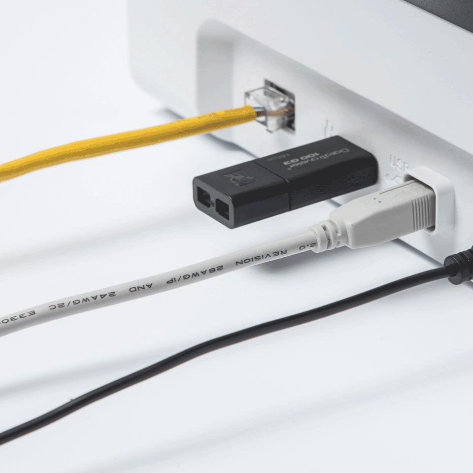 Brother ADS2700W kablet og trådløs dokumentskanner 5
