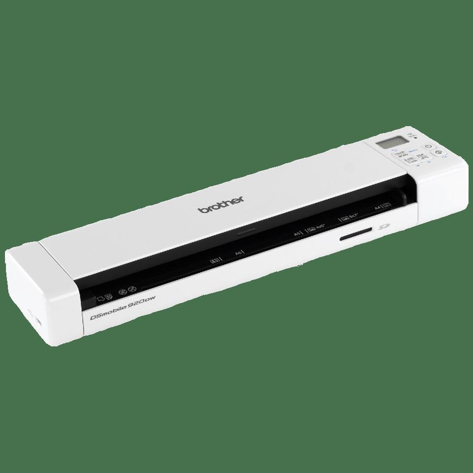 DS920DW mobil trådløs skanner 3