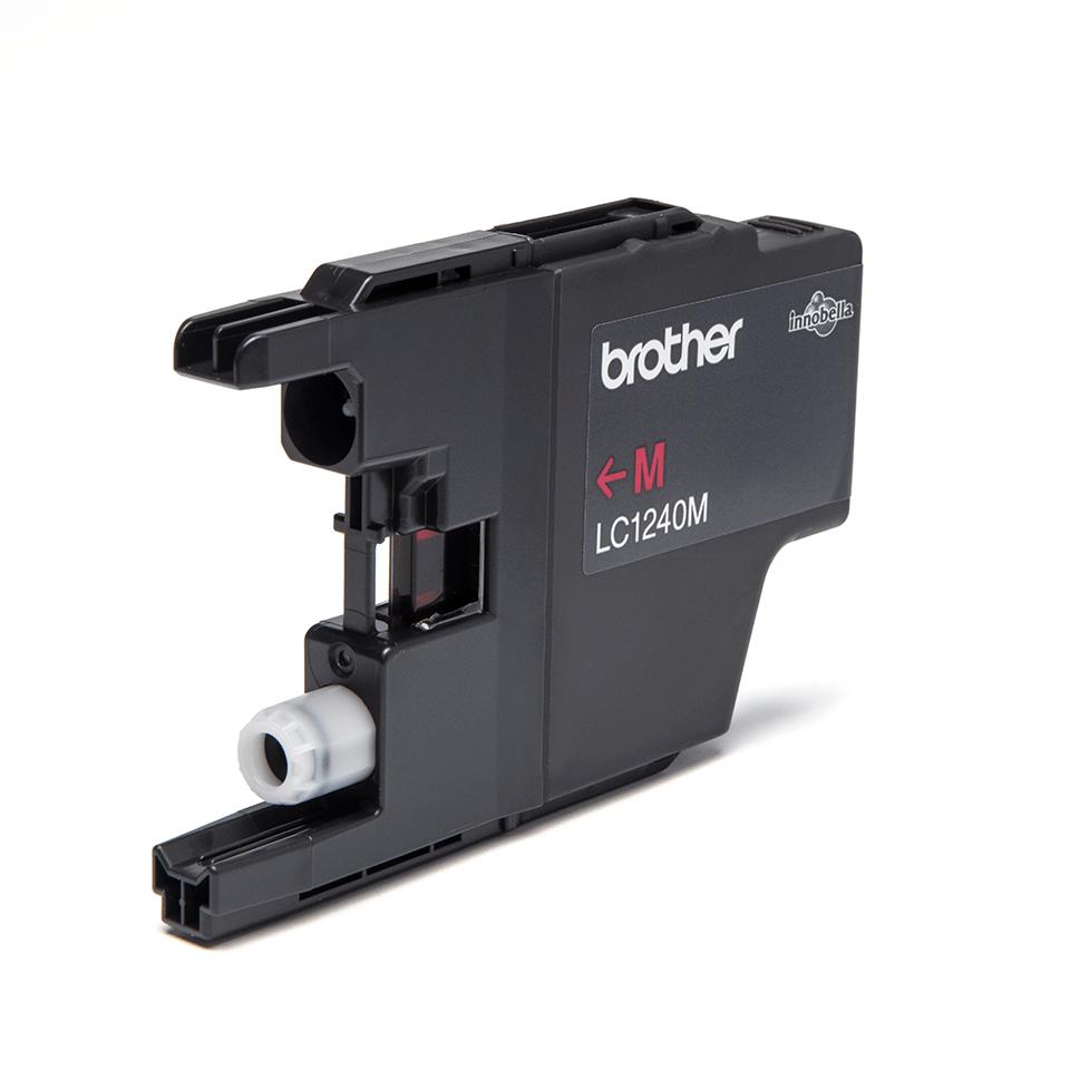 Original Brother LC1240M høykapasitet blekkpatron – magenta 2