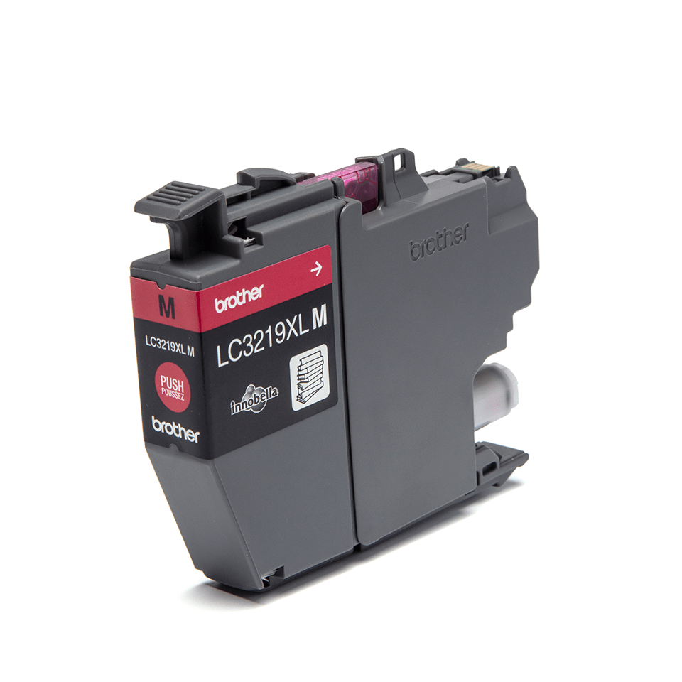 Original Brother LC3219XLM XL høykapasitet blekkpatron i magenta 2