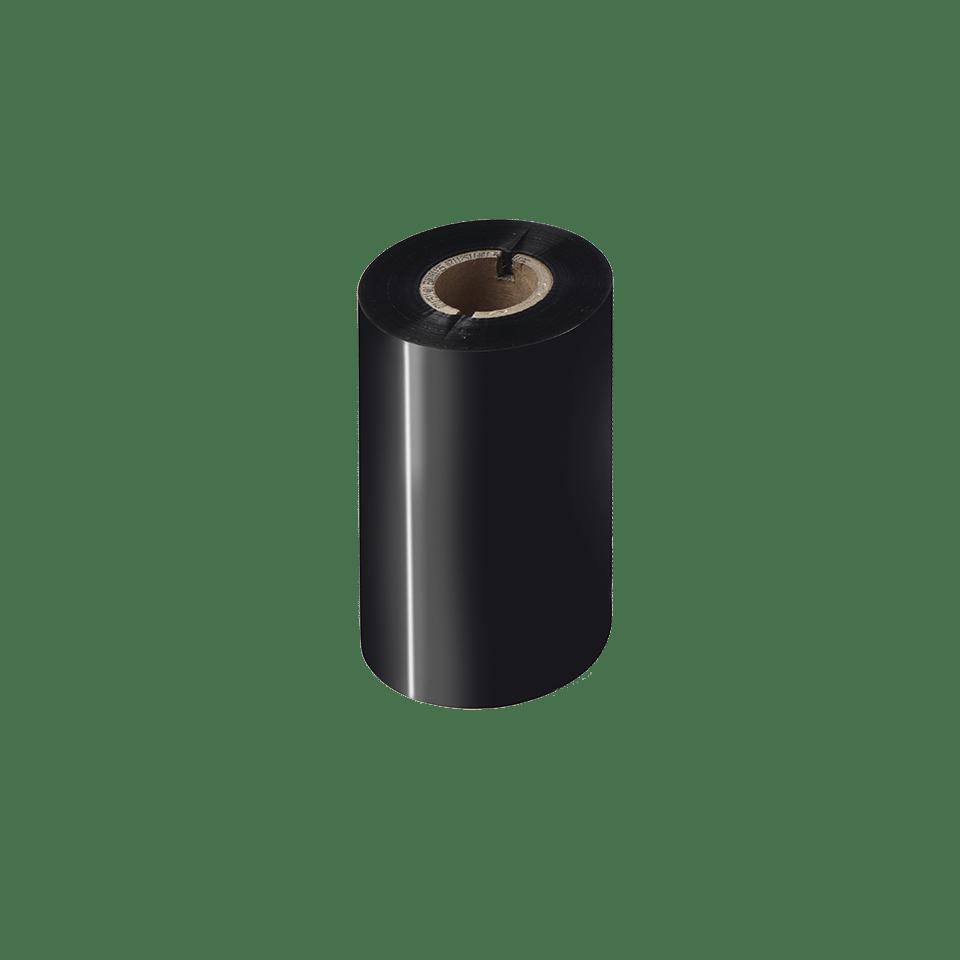 BWS1D300110 sort bånd i standard voks for termisk overføring