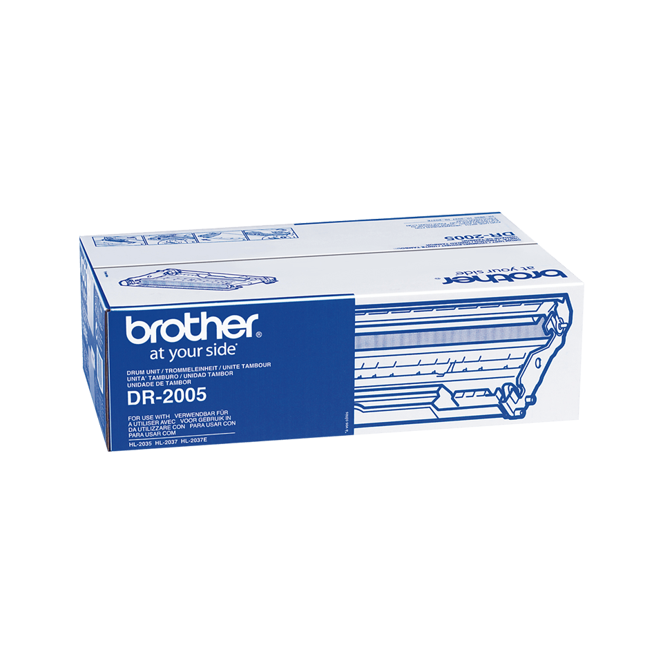 Original Brother DR2005 trommel 2