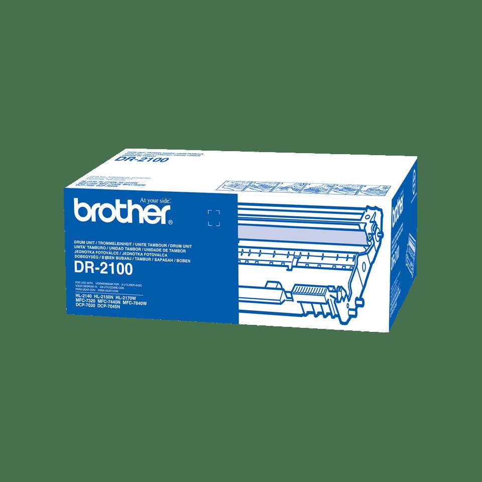 Original Brother DR2100 trommel