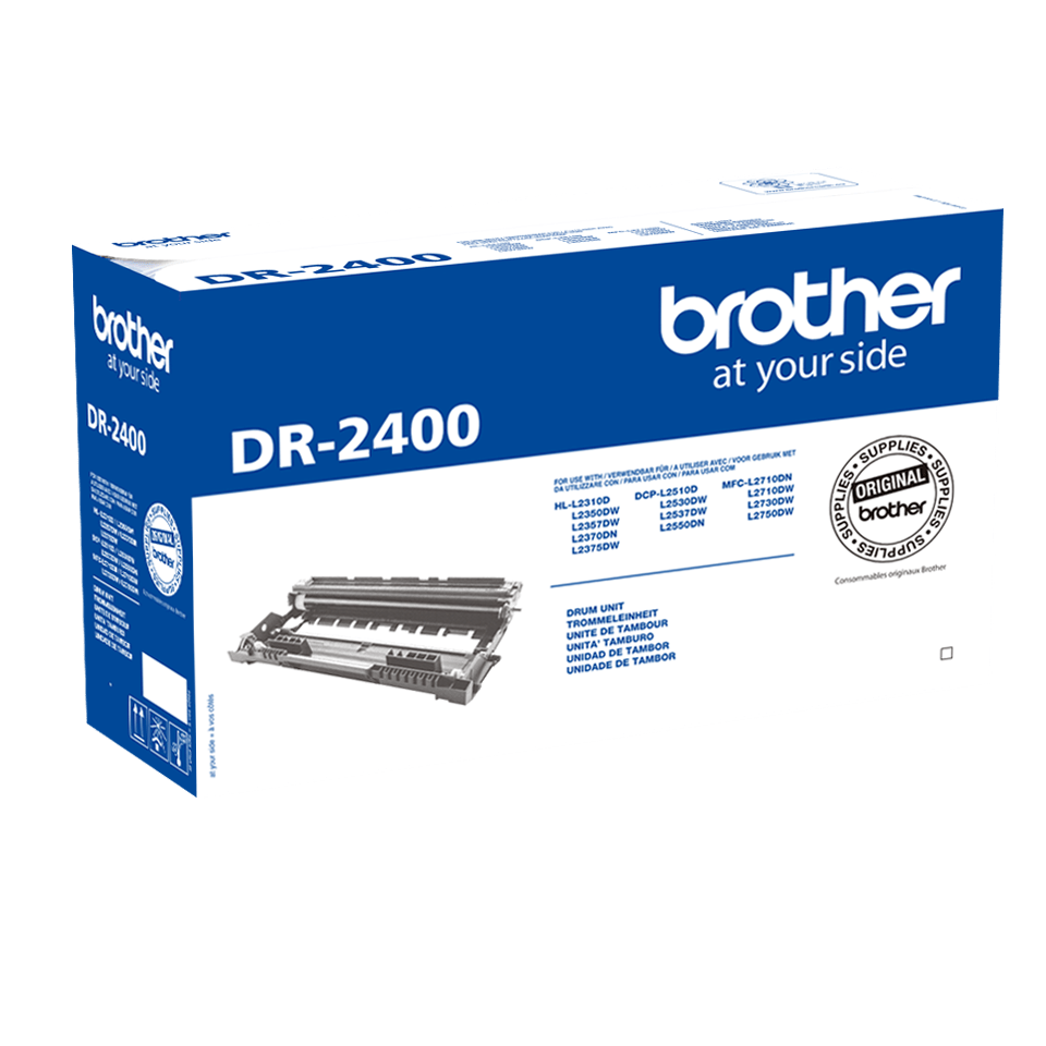 Original Brother DR2400 trommel 2