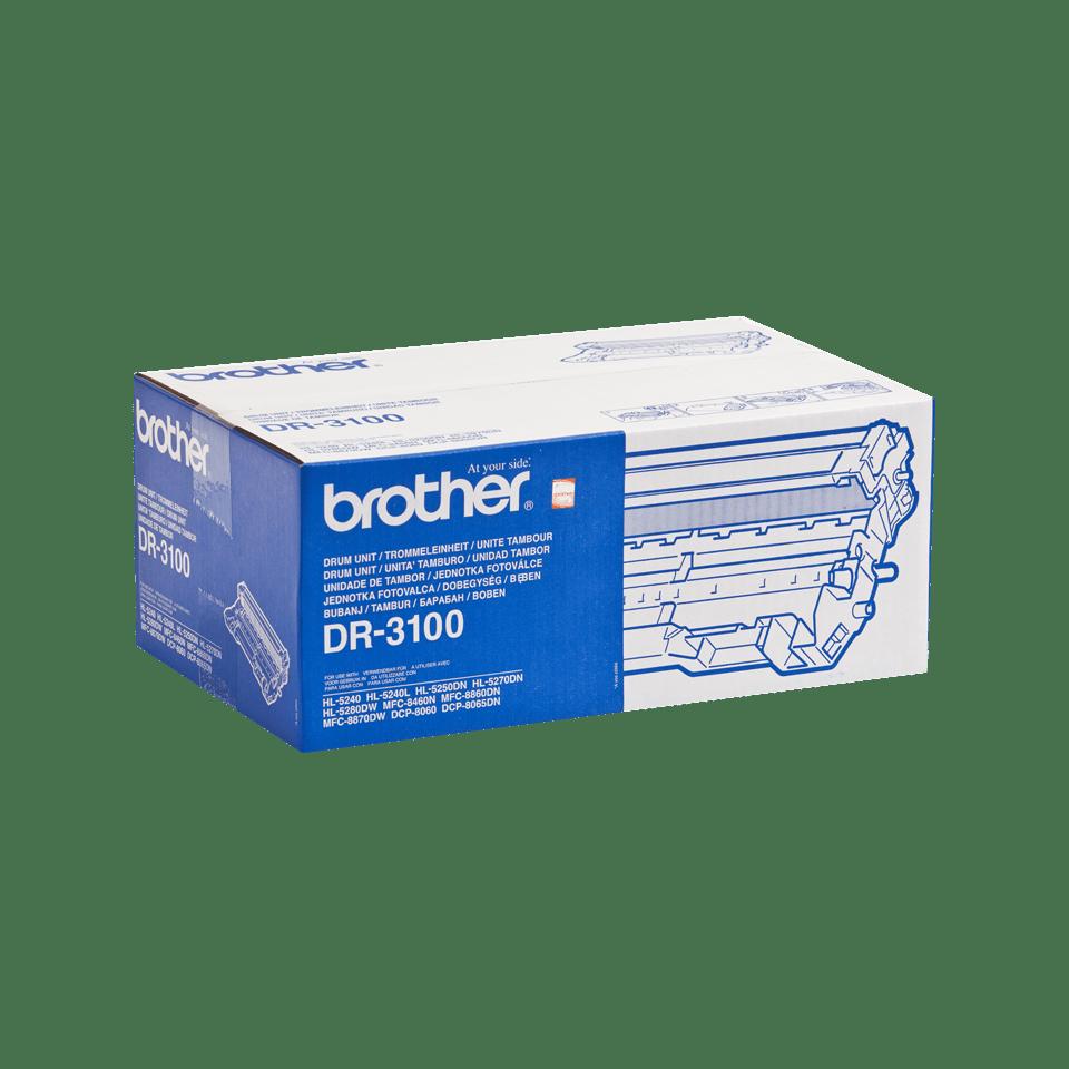 Original Brother DR3100 trommel 2