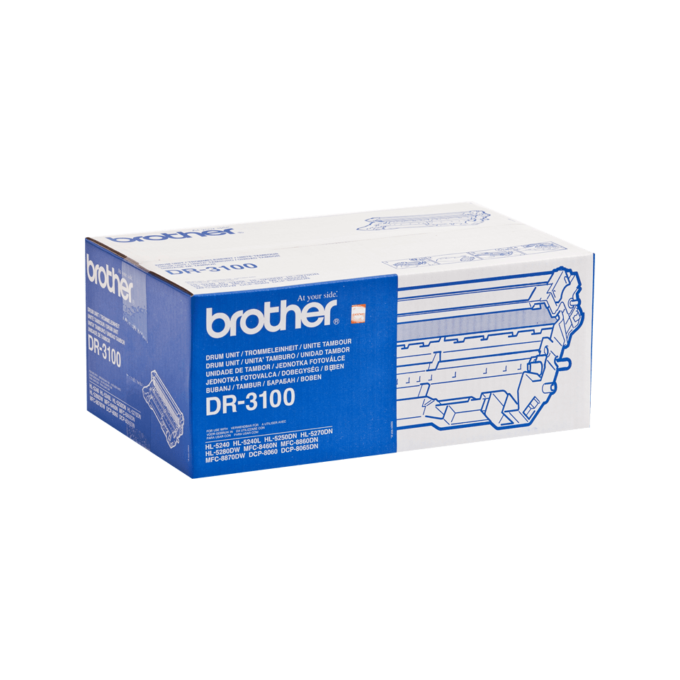 Original Brother DR3100 trommel 2
