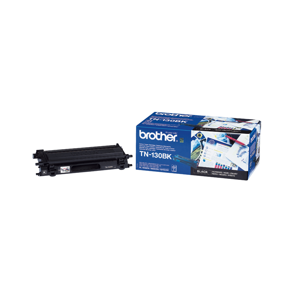 Original Brother TN130BK toner – sort 2