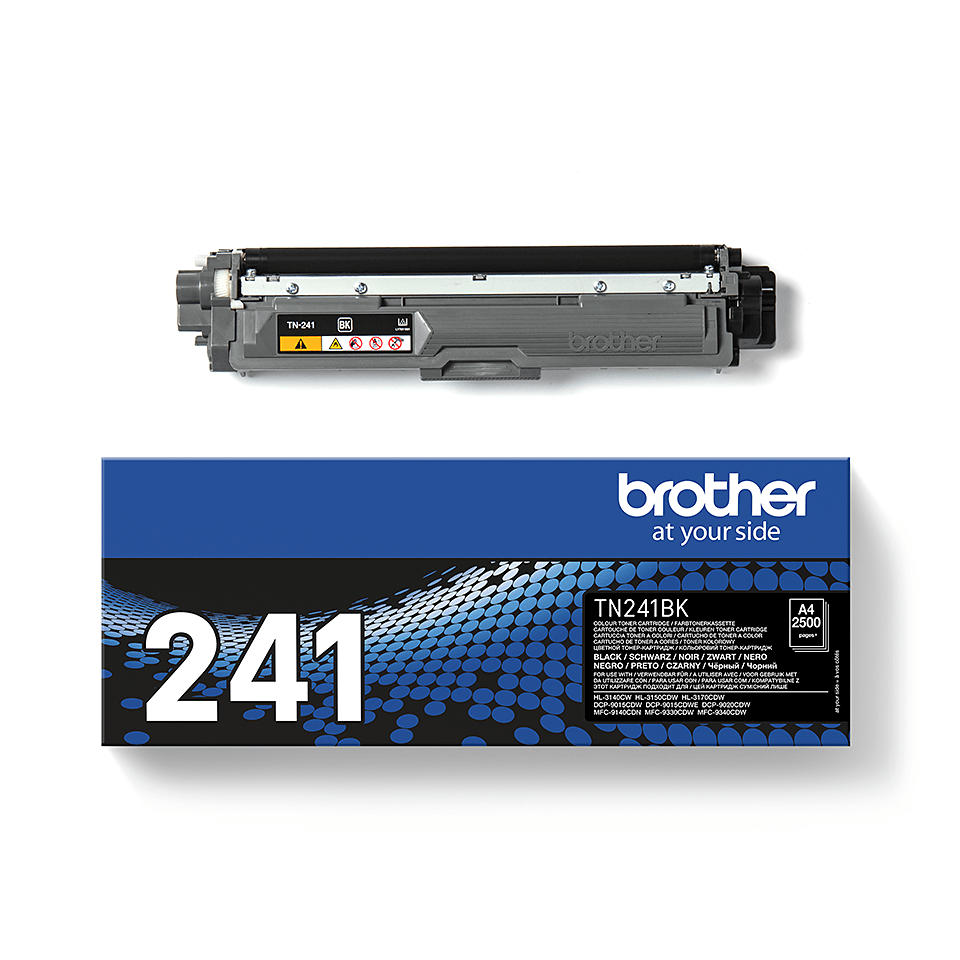 Brother original TN241BK toner sort 3
