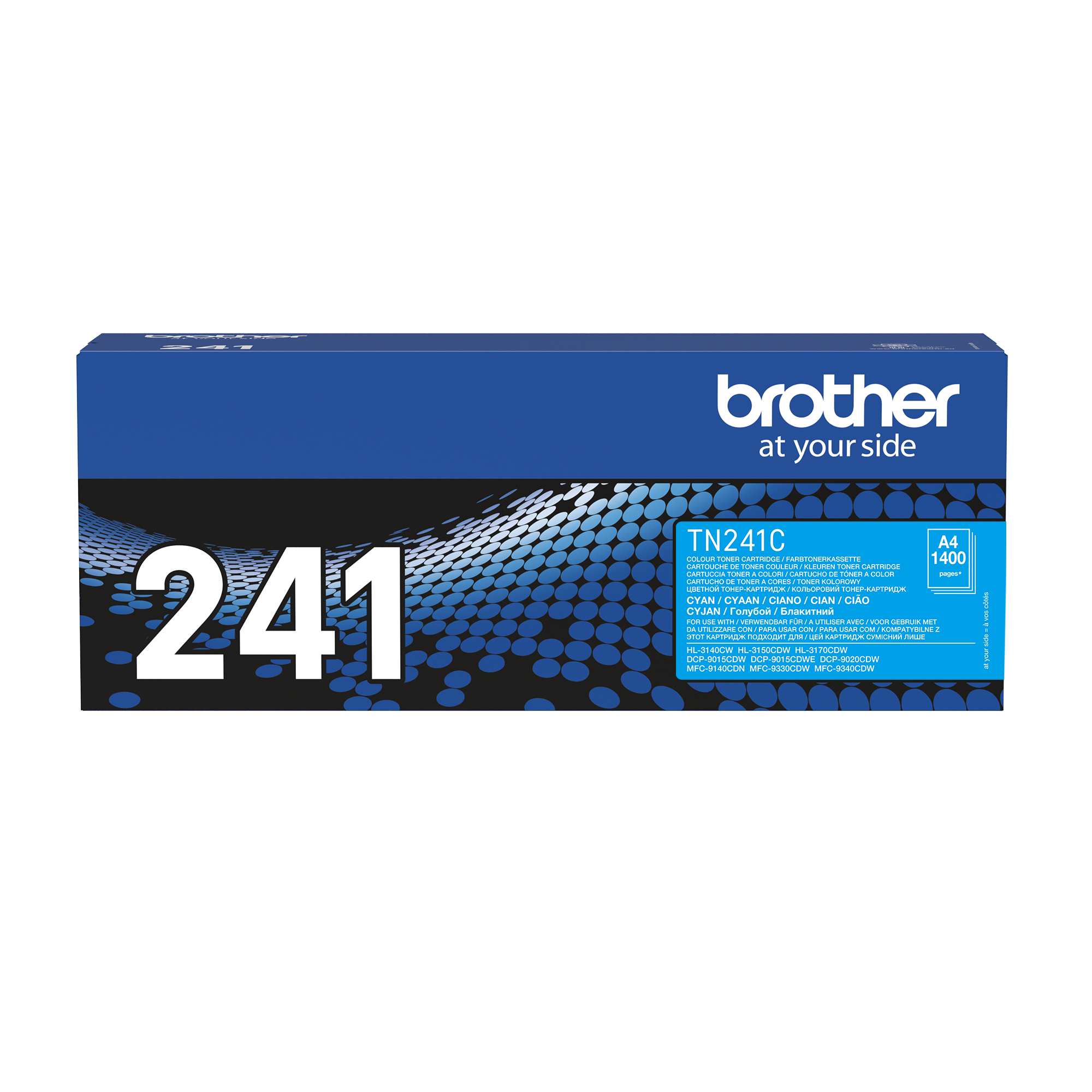 Brother original TN241C toner cyan
