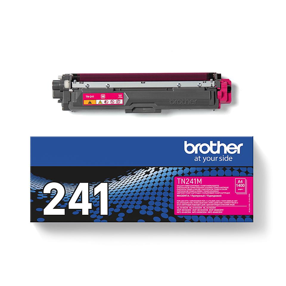 Original Brother TN241M toner – magenta 2