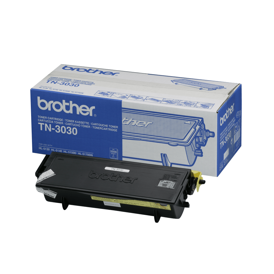 Original Brother TN3030 toner – sort